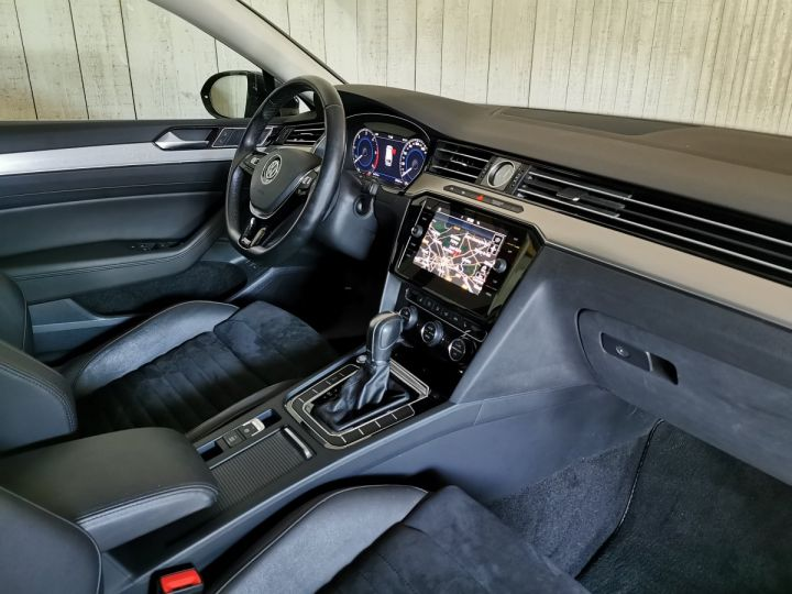 Volkswagen Passat 2.0 TDI 150 CV CARAT DSG  Bleu - 7