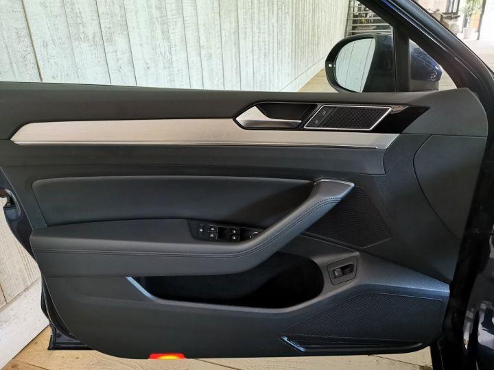 Volkswagen Passat 2.0 TDI 150 CV CARAT DSG  Bleu - 8