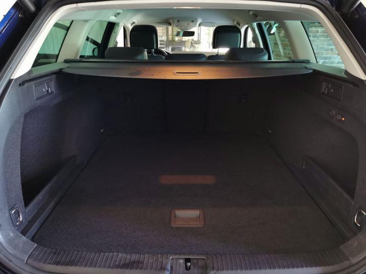 Volkswagen Passat 2.0 TDI 150 CV CARAT DSG  Bleu - 10