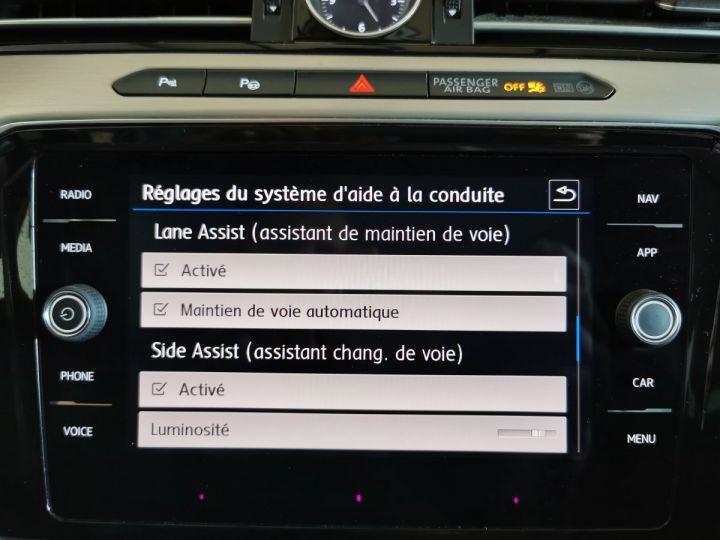 Volkswagen Passat 2.0 TDI 150 CV CARAT DSG  Bleu - 12