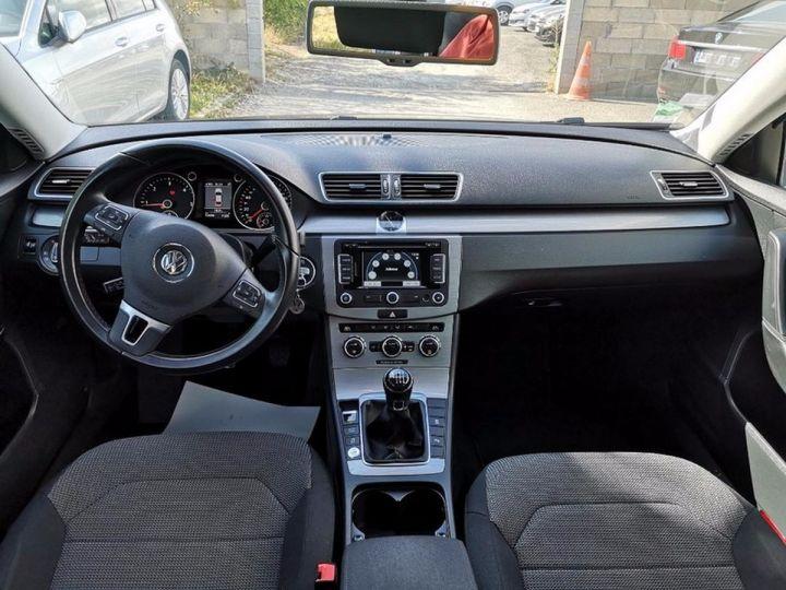 Volkswagen Passat 7 2.0 TDI 140 ULTIMATE R-LINE Gris Occasion - 3