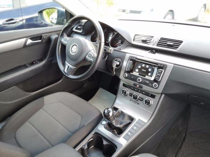 Volkswagen Passat 7 2.0 TDI 140 ULTIMATE R-LINE Gris Occasion - 13