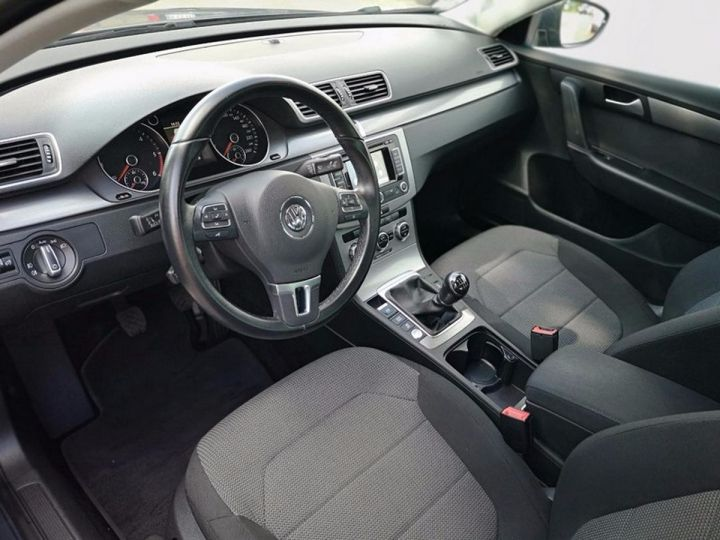 Volkswagen Passat 7 2.0 TDI 140 ULTIMATE R-LINE Gris Occasion - 14