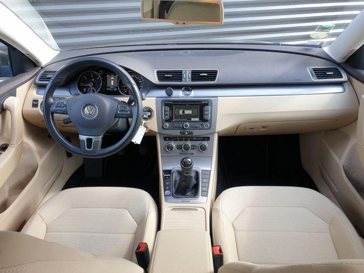 Volkswagen Passat 7 sw 2.0 tdi 140 4motion Brun Occasion - 5