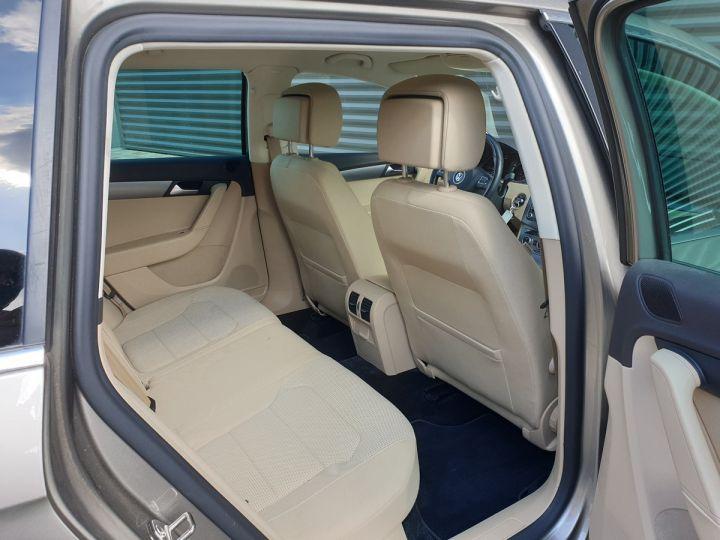 Volkswagen Passat 7 sw 2.0 tdi 140 4motion Brun Occasion - 6