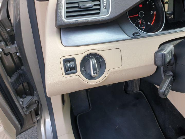 Volkswagen Passat 7 sw 2.0 tdi 140 4motion Brun Occasion - 14