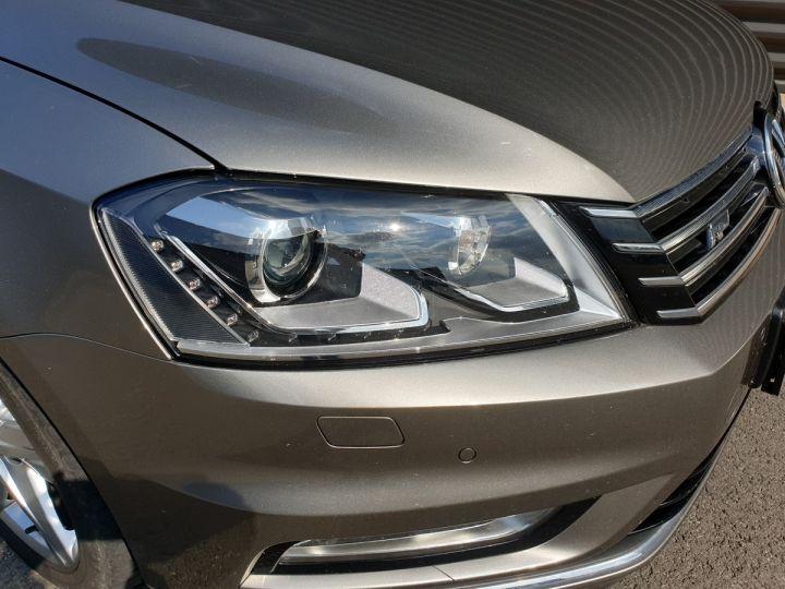 Volkswagen Passat 7 sw 2.0 tdi 140 4motion Brun Occasion - 16