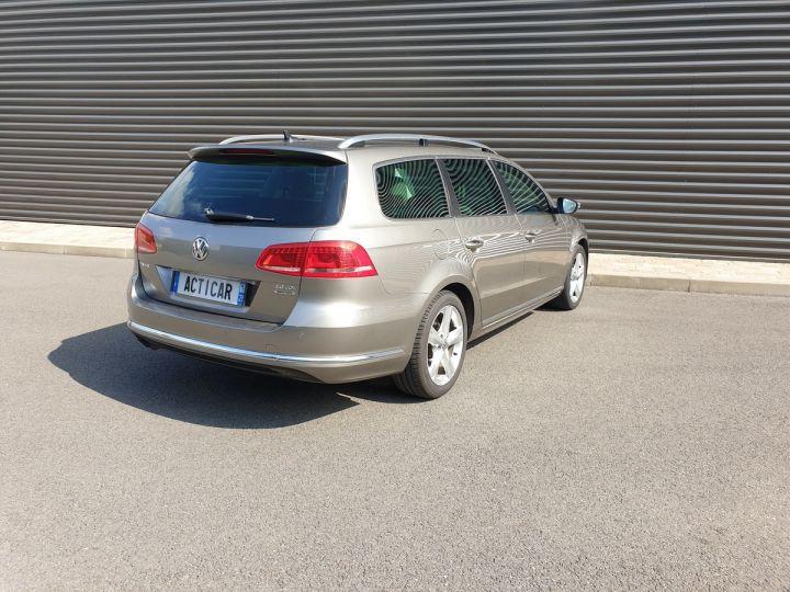 Volkswagen Passat 7 sw 2.0 tdi 140 4motion Brun Occasion - 19