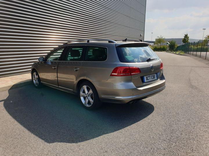 Volkswagen Passat 7 sw 2.0 tdi 140 4motion Brun Occasion - 20