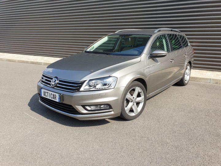 Volkswagen Passat 7 sw 2.tdi 140 ultimate 4 motion Brun Occasion - 1