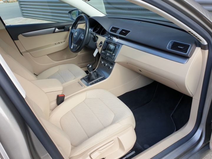 Volkswagen Passat 7 sw 2.tdi 140 ultimate 4 motion Brun Occasion - 8