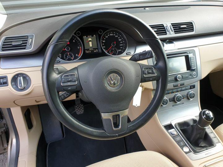 Volkswagen Passat 7 sw 2.tdi 140 ultimate 4 motion Brun Occasion - 10