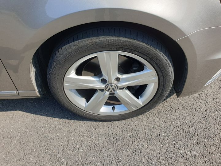 Volkswagen Passat 7 sw 2.tdi 140 ultimate 4 motion Brun Occasion - 17
