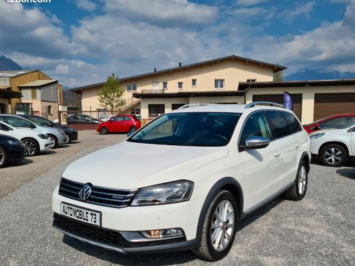 Volkswagen Passat Alltrack 2.0 tdi 170 4motion dsg 11/2012 GPS REGULATEUR BT  - 1