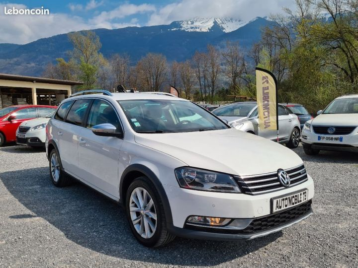 Volkswagen Passat Alltrack 2.0 tdi 170 4motion dsg 11/2012 GPS REGULATEUR BT  - 3