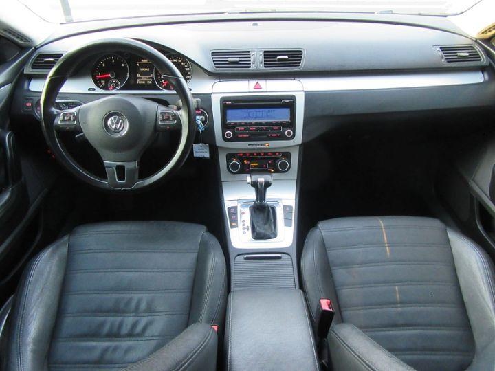 Volkswagen Passat CC 2.0 TDI 140CH FAP SPORT DSG6 Gris Fonce Occasion - 8