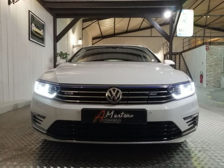 Volkswagen Passat SW 1.4 TSI 218 CV GTE DSG Blanc - 3