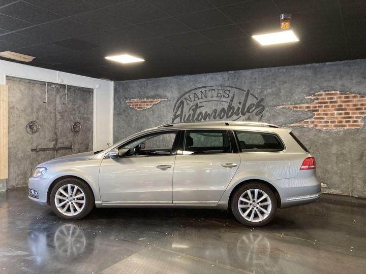 Volkswagen Passat SW 2.0 177CH BLUEMOTION TECHNOLOGY FAP CARAT 4MOTION DSG6 gris  - 3