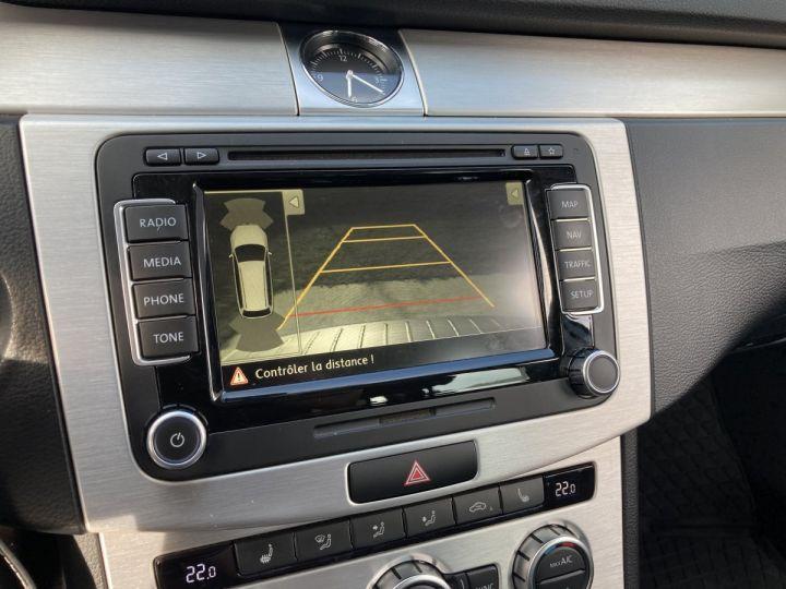 Volkswagen Passat SW 2.0 177CH BLUEMOTION TECHNOLOGY FAP CARAT 4MOTION DSG6 gris  - 9