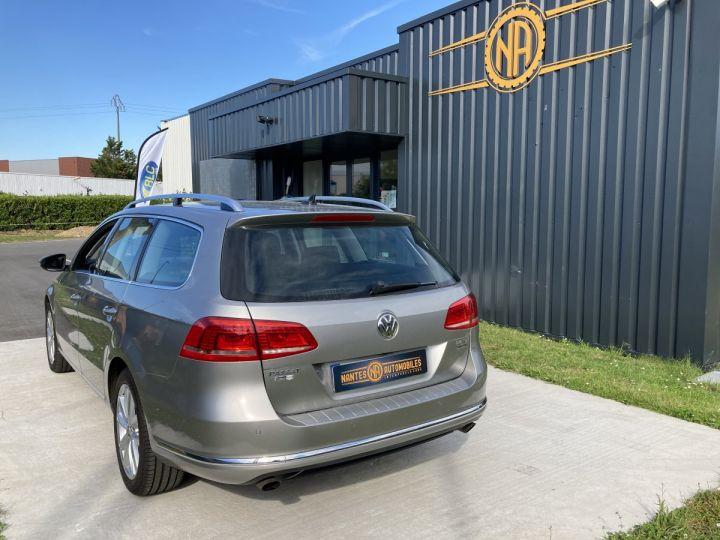 Volkswagen Passat SW 2.0 177CH BLUEMOTION TECHNOLOGY FAP CARAT 4MOTION DSG6 gris  - 16