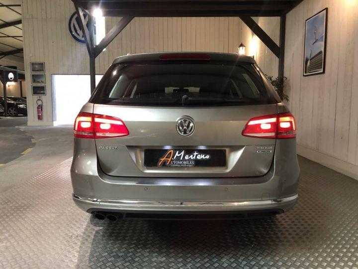 Volkswagen Passat SW 2.0 TDI 140 CV CONFORTLINE BV6 Gris - 4