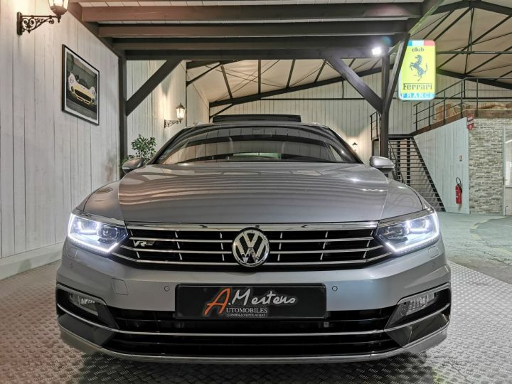 Volkswagen Passat SW 2.0 TDI 190 CV CARAT EXCLUSIVE 4MOTION DSG Gris - 3
