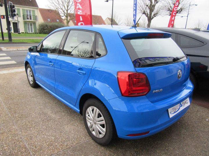 Volkswagen Polo 1.0 60CH TRENDLINE 5P Bleu - 3