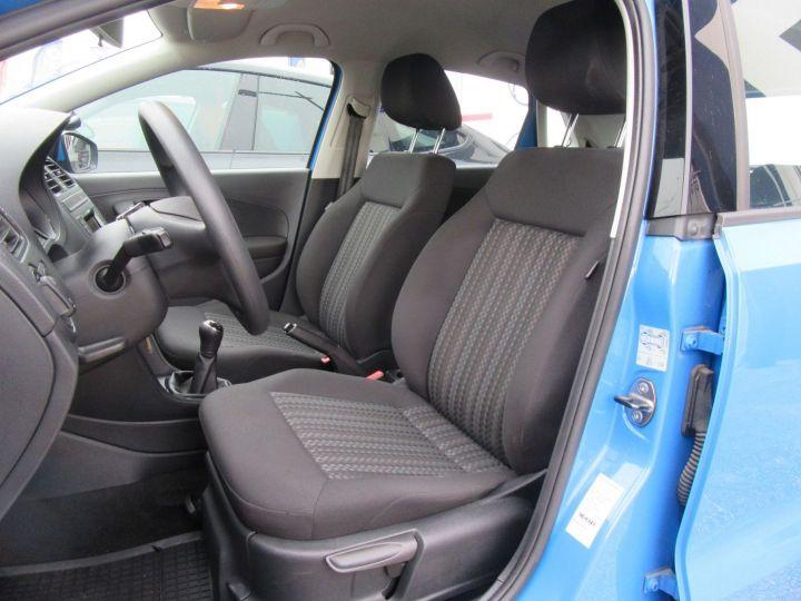 Volkswagen Polo 1.0 60CH TRENDLINE 5P Bleu - 4