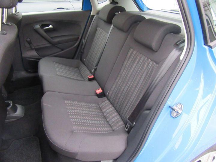 Volkswagen Polo 1.0 60CH TRENDLINE 5P Bleu - 8