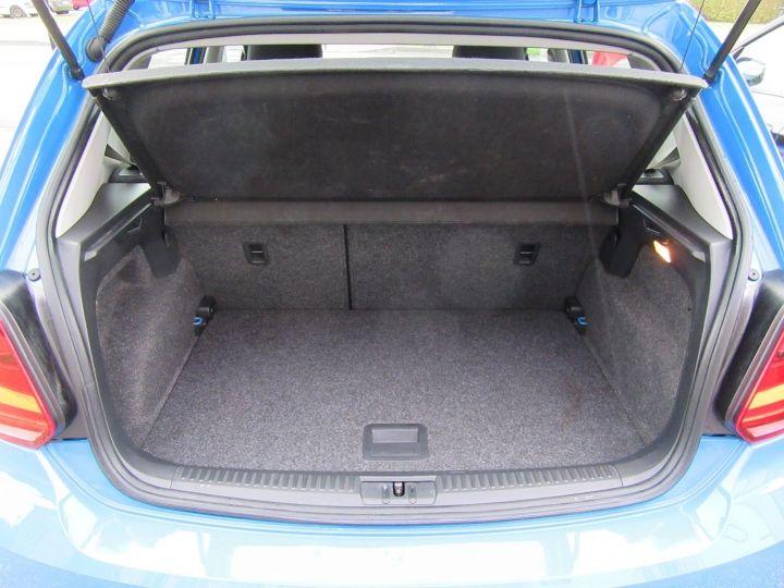 Volkswagen Polo 1.0 60CH TRENDLINE 5P Bleu - 10