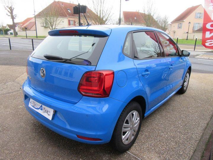 Volkswagen Polo 1.0 60CH TRENDLINE 5P Bleu - 12