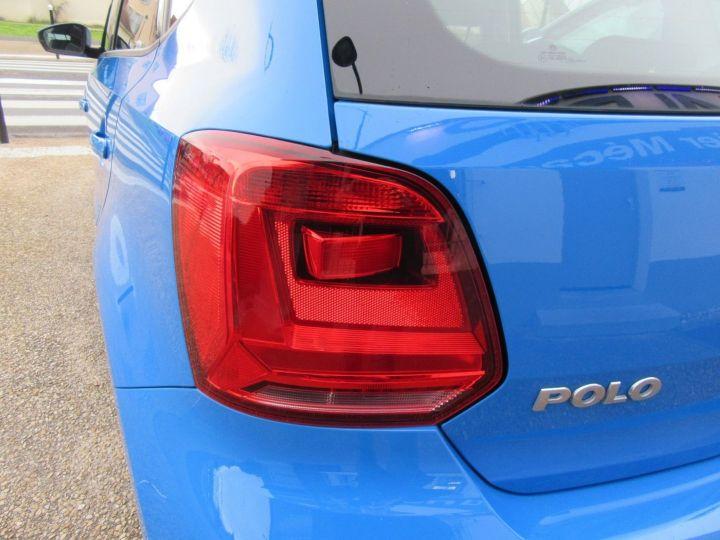 Volkswagen Polo 1.0 60CH TRENDLINE 5P Bleu - 13