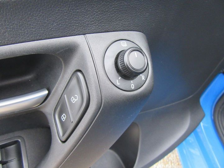 Volkswagen Polo 1.0 60CH TRENDLINE 5P Bleu - 14