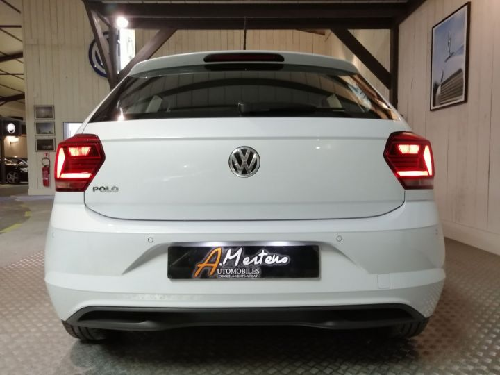 Volkswagen Polo 1.0 65 CV TRENDLINE BUSINESS 5P Blanc - 4
