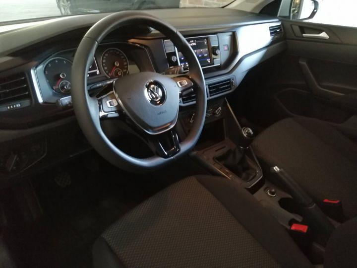Volkswagen Polo 1.0 65 CV TRENDLINE BUSINESS 5P Blanc - 5