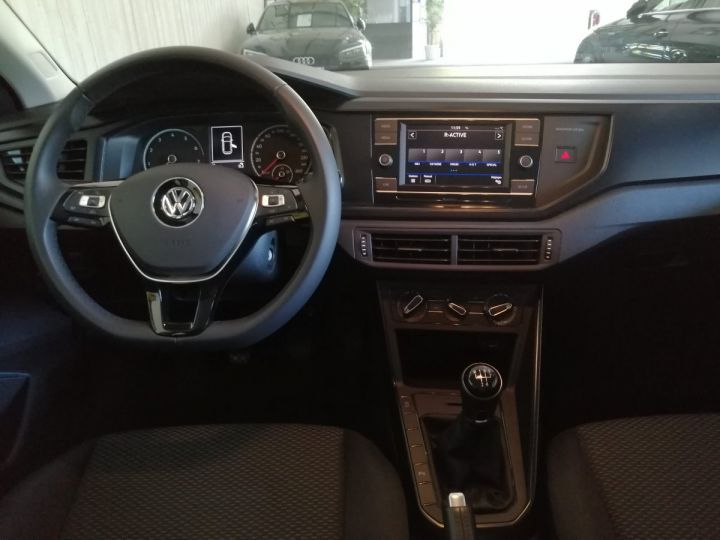Volkswagen Polo 1.0 65 CV TRENDLINE BUSINESS 5P Blanc - 6