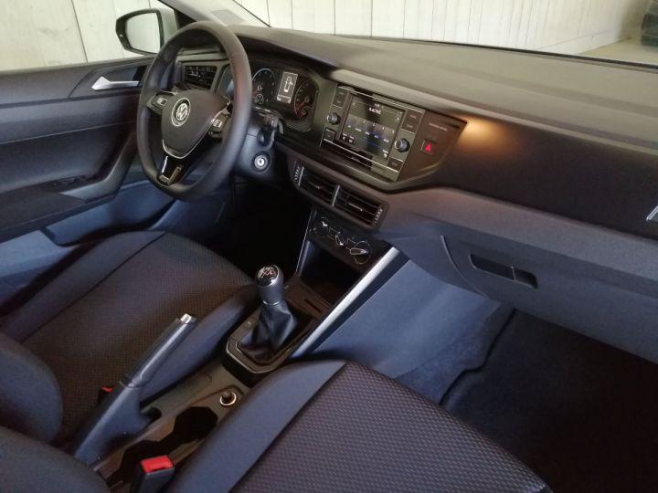 Volkswagen Polo 1.0 65 CV TRENDLINE BUSINESS 5P Blanc - 7