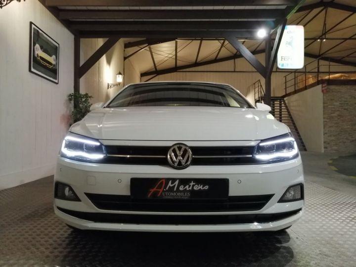 Volkswagen Polo 1.0 TSI 115 CV CARAT EXCLUSIVE DSG7 Blanc - 3
