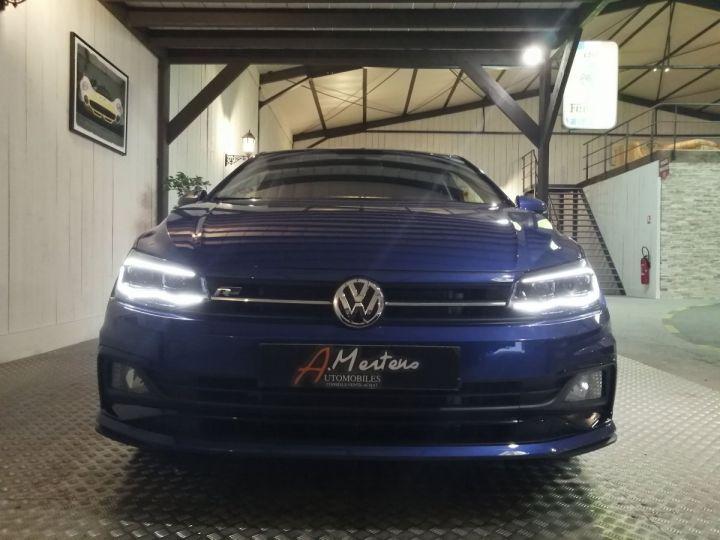 Volkswagen Polo 1.0 TSI 115 CV CARAT RLINE BV6 Bleu - 3