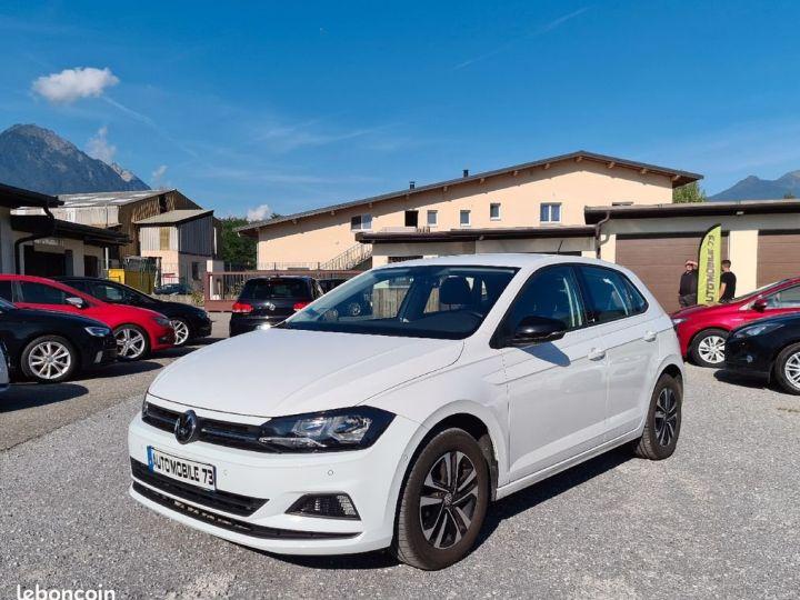 Volkswagen Polo 1.0 tsi 95 iq-drive 11/2019 GPS PARK ASSIST REGULATEUR ACC  - 1