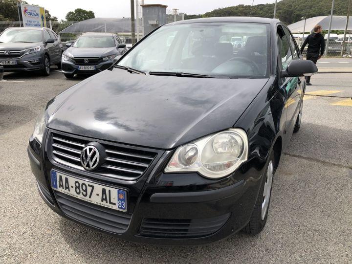 Volkswagen Polo 1.2 60CH 5P Noir - 1