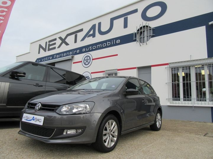 Volkswagen Polo 1.2 60CH STYLE 5P GRIS FONCE Occasion - 1