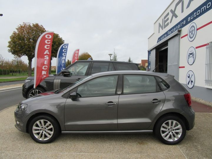 Volkswagen Polo 1.2 60CH STYLE 5P GRIS FONCE Occasion - 5