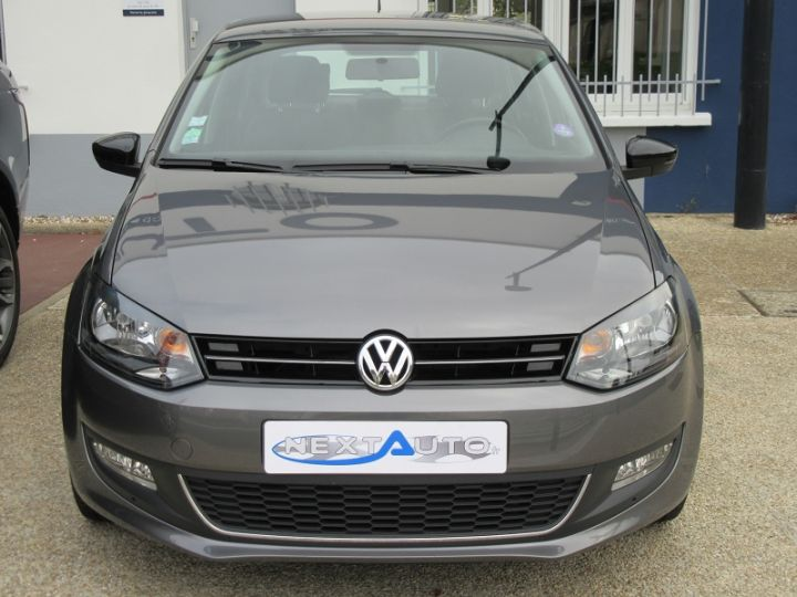 Volkswagen Polo 1.2 60CH STYLE 5P GRIS FONCE Occasion - 16
