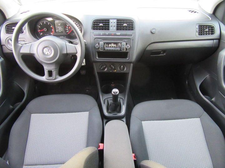 Volkswagen Polo 1.2 60CH TRENDLINE 5P Noir Occasion - 8