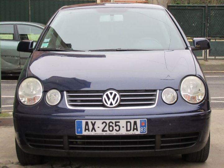 Volkswagen Polo 1.2 65CH MATCH 3P BLEU Occasion - 6