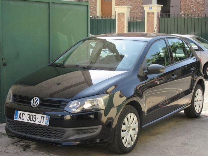 Volkswagen Polo 1.2 70CH TRENDLINE 5P NOIR Occasion - 1
