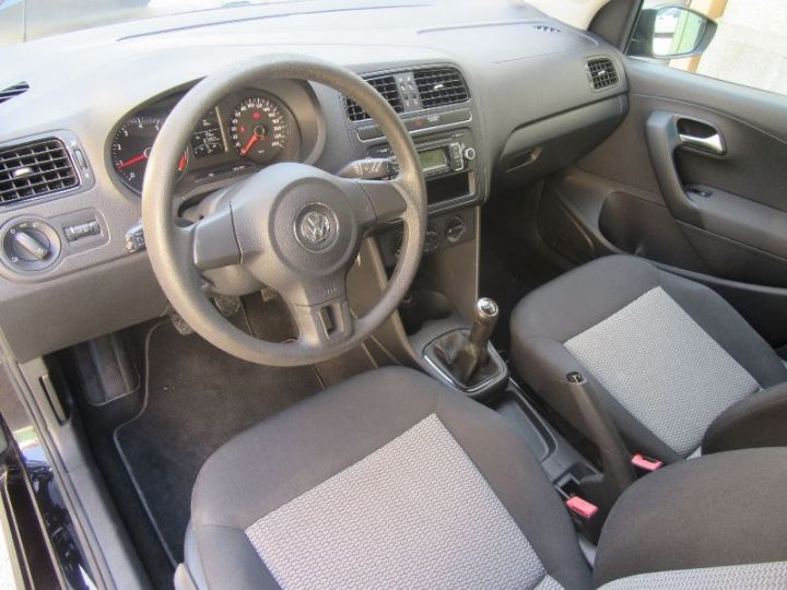 Volkswagen Polo 1.2 70CH TRENDLINE 5P NOIR Occasion - 2