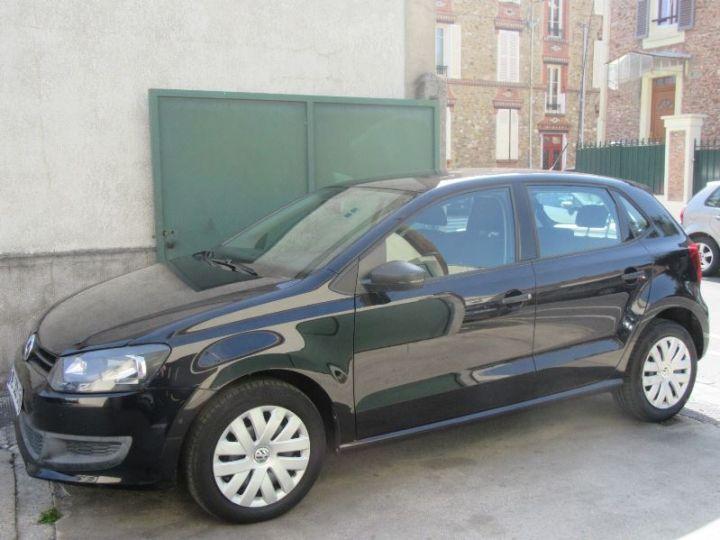 Volkswagen Polo 1.2 70CH TRENDLINE 5P NOIR Occasion - 5