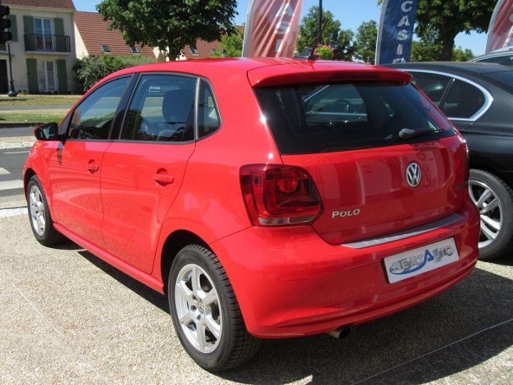 Volkswagen Polo 1.2 TSI 105CH SPORTLINE DSG7 5P Rouge Occasion - 3